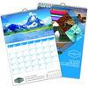 Personalised A4 Wall Calendar - Fast Delivery!