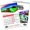 Personalised A3 Wall Calendar - Fast Delivery!